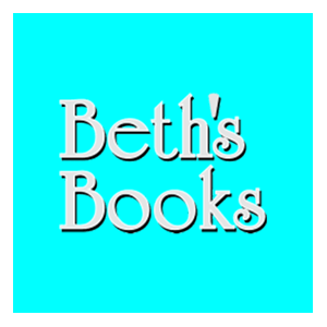 A logo for Beth's Books & Learning Resources