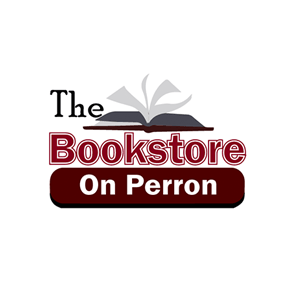 A logo for Bookstore On Perron