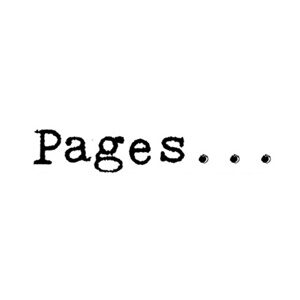 A logo for Pages on Kensington