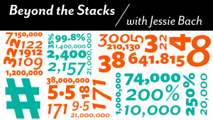 Beyond the Stacks with Jessie Bach