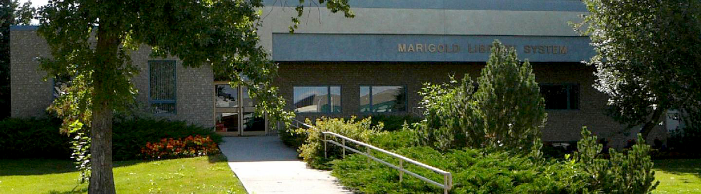 Photo of the Marigold Library System headquarters office.