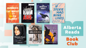 Book cover images for Alberta Reads Book Club Short List