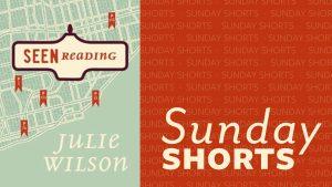 Sunday Shorts: Seen Reading