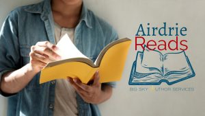 airdrie reads cover photo